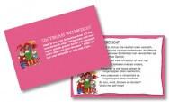SintSurprisekaart -Sinterklaas weerbericht
