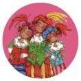 Sinterklaas Surprisespel - Knuffelpietjes zeggen Dank u Sinterklaasje voordat ze kadootjes uitpakken