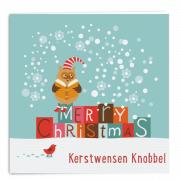 Kerstwensen Knobbel - de spelkaart